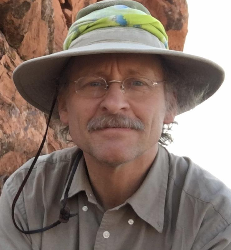 Professor Alan Krill discovered 313 million-year-old fossil footprints at Grand Canyon