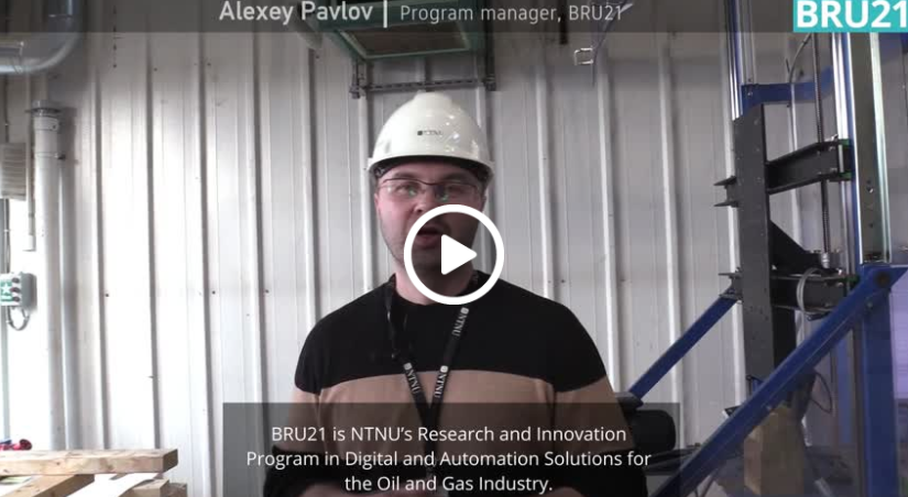 Check out our BRU21 video newsletters