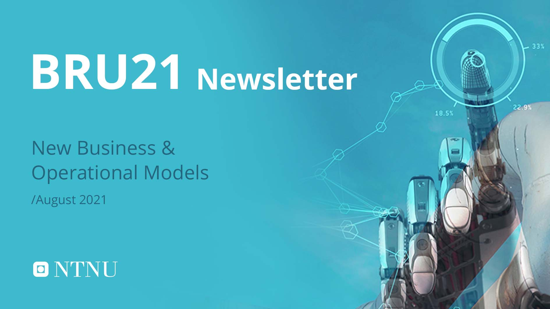 BRU21 video newsletter#6 – New business and operational models